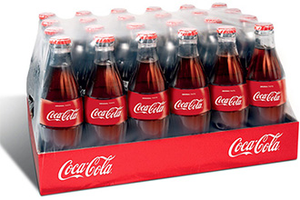 24 CocaCola da 33cl