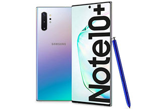 Galaxy Note 10+ 256gb